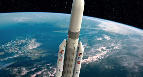 Российская ракета «Союз» не смогла вывести на орбиту два европейских спутника
